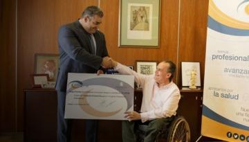 Apoyo al Theracenter Extremadura