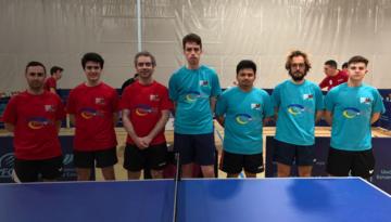 Grupo Preving CTT L'Hospitalet en los campeonatos de Cataluña