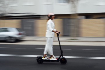 Patins elèctrics, els riscos de la nova mobilitat.