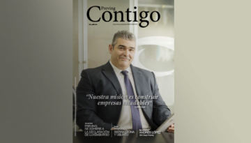 Preving Contigo, la revista de Grupo Preving