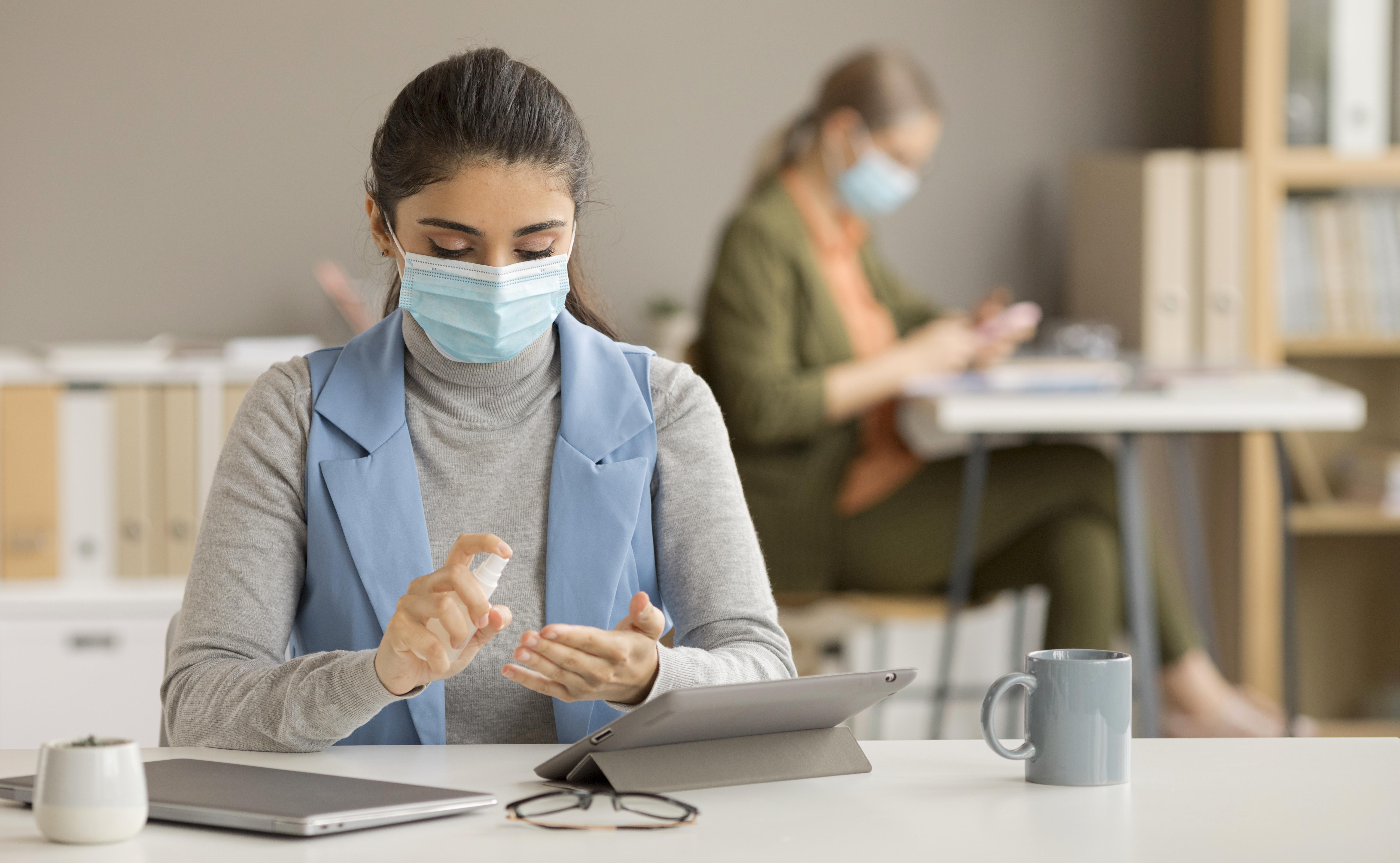 Persones treballadores amb programa immune al Covid-19