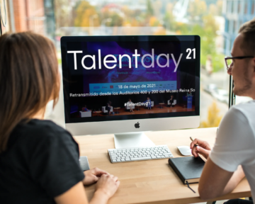 Compte enrere per a la Quarta Edició del Talent Day 2021