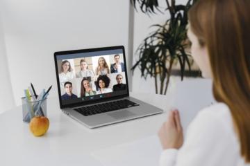 Nova manera de comunicar-nos: Fatiga en videotrucades