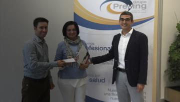 Grupo Previg – ASEM visita Alkarlanda, proyecto con el que colabora