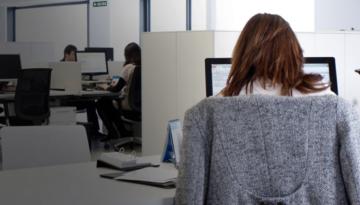 La enfermedad de las oficinas: lipoatrofia muscular