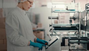 ¿Qué se entiende por higiene industrial en el trabajo?