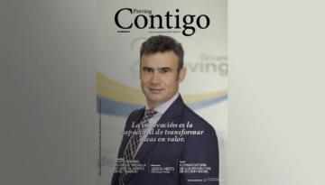 ¡Ya está aquí el Nº 3 de nuestra revista Preving Contigo!