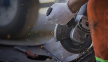 Formación preventiva a trabajadores del sector del metal