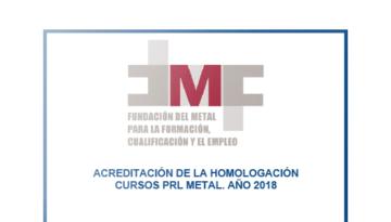 Grupo Preving, empresa formadora en el II Convenio colectivo estatal del metal