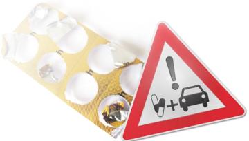 Medicamentos + conducción: una combinación peligrosa