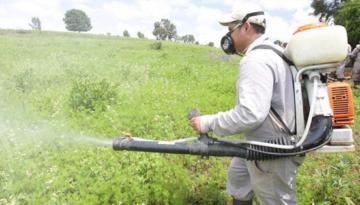 Recomendaciones para la manipulación de plaguicidas