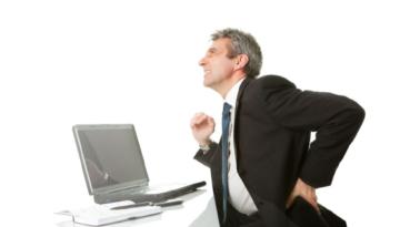 Recomendaciones para trabajos en posturas estáticas