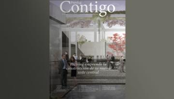 ¡El Nº 6 de nuestra revista Preving Contigo ya está aquí!