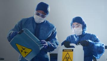 Cómo evaluar la exposición a riesgos químicos